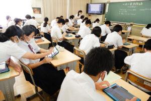 【岡崎市】iPadの個人貸与「Myタブレット」による自由な活用と管理負担の軽減