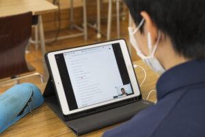【導入事例】iPad 1人1台で学力向上を実現! 学ぶ意欲を高めた中村学園三陽中学校・高校のICT活用